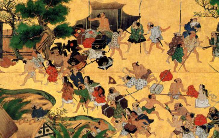 白兵戦 日本と欧米の格闘理論の違い