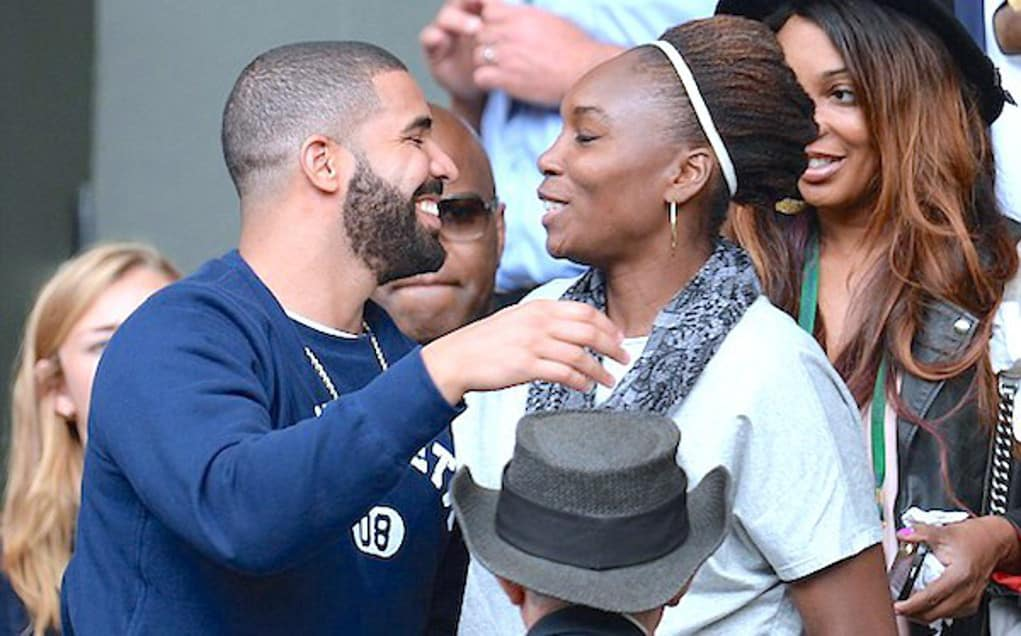Drake Pregnant And Williams Serena