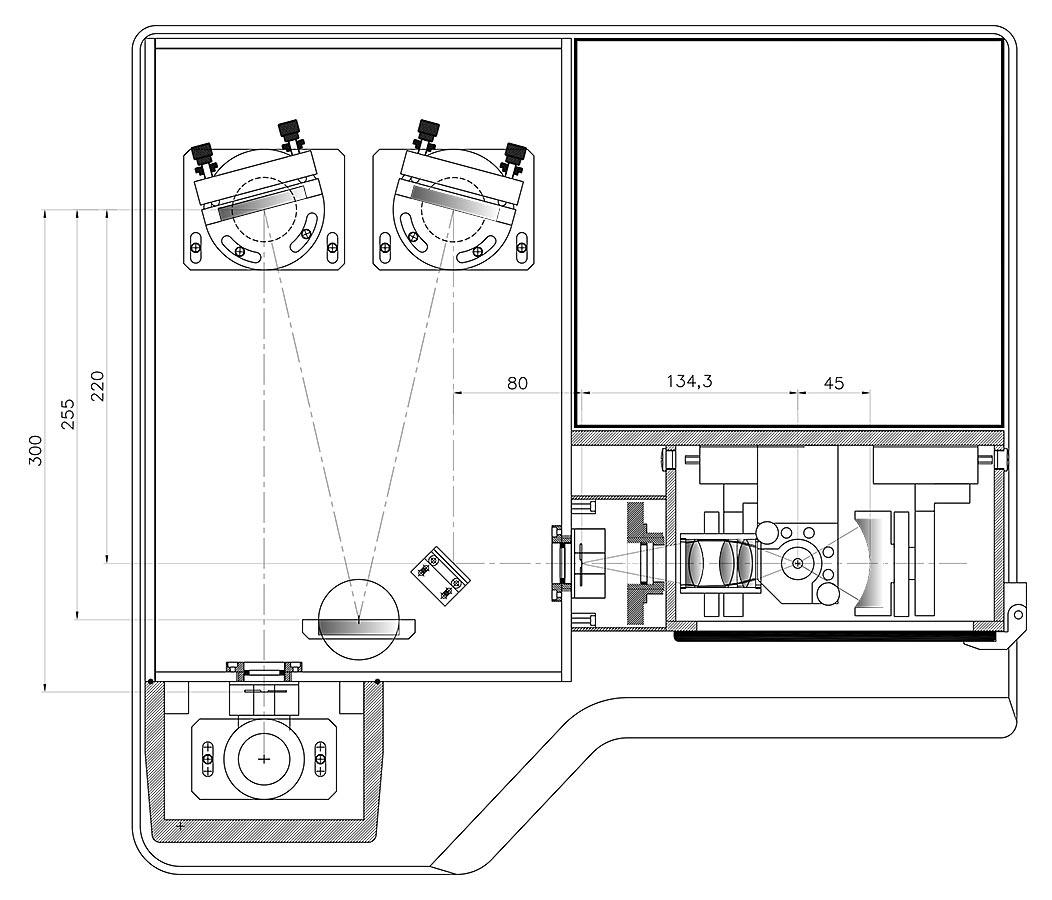 Laser Raman Spectrometer Ccd Based