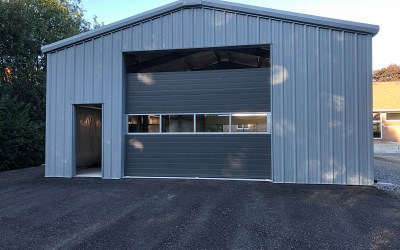 New Garage Door For The House