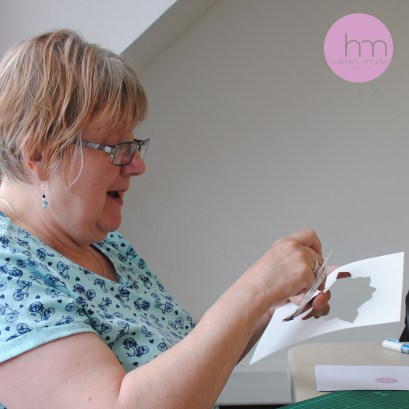 Learn a new skill in my papercutting workshops