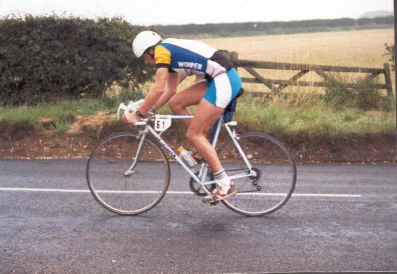 1989 Triathlon Bike
