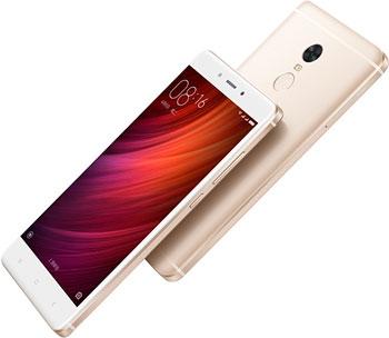 Мобильный телефон Xiaomi Redmi Note 4 32 Gb золотистый