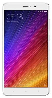 Мобильный телефон Xiaomi Mi5S Plus 64 Gb серебристый