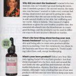 Niamh Hogan in Irish Country Magazine May 2017
