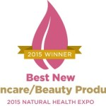 Best Skincare/Beauty Product Award 2015 Natural Health Expo for Holos Anti-ageing Facial Oil