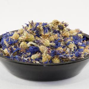 Cornflower tea, bluebottle tea, flowers tea, organic tea, Flowering tea, aromatic tea, loose leaf tea, tea gift for her, girlfriend gift