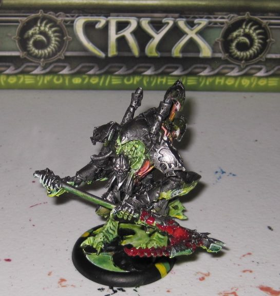 Warmachine Tactics - Cryx: Strike with Scaverous!
