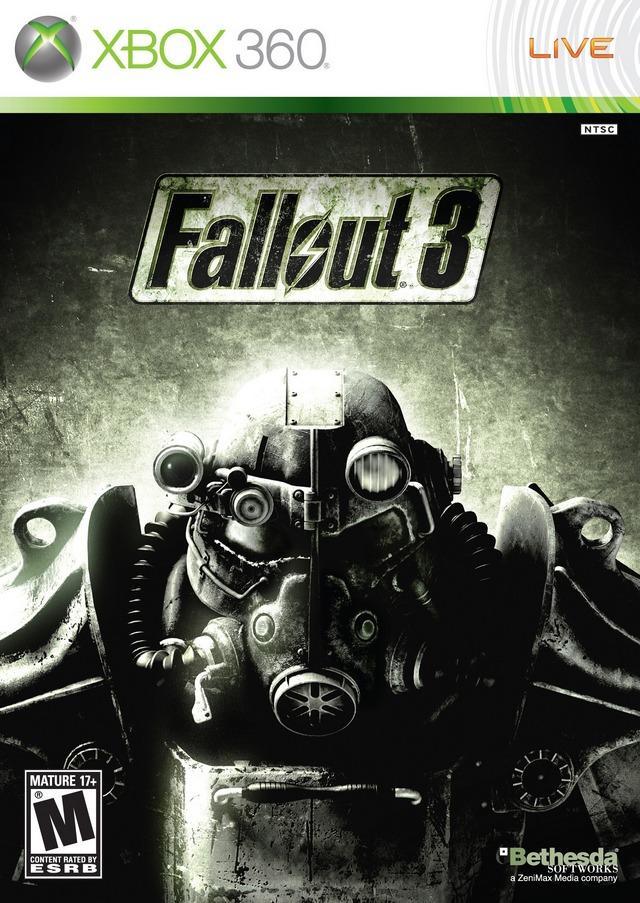 Fallout 3: President Eden is a Big Jerk!