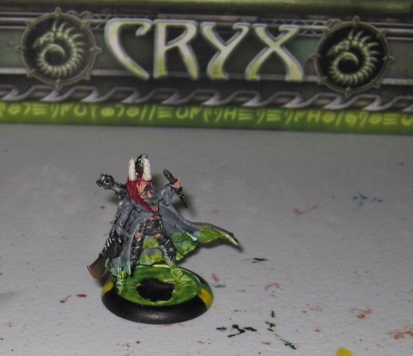 Warmachine Tactics - Cryx: Sacrifice with Skarre!