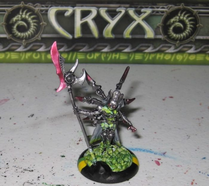 Warmachine Tactics - Cryx: Epic Deneghra