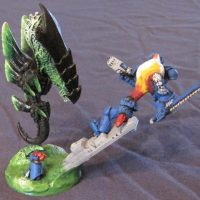Warhammer 40K: Tyranid Zoanthrope Conversion