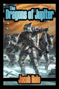 Dragons of Jupiter Cover Front Blog