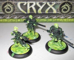 warmachine cryx revenant crew riflemen