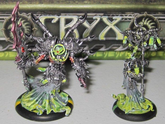 Cryx Asphyxious the Hellbringer