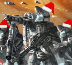 The Dragons of Jupiter Christmas crusaders reverse