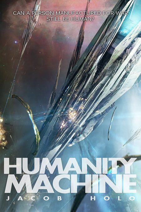 Humanity Machine Front Cover - Small
