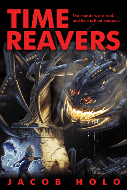 Time Reavers Cover - blog