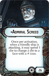 Star Wars Armada Admiral-Screed