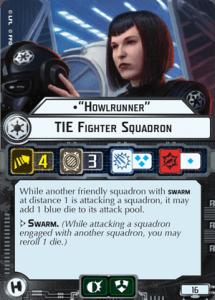 Star Wars Armada Howlrunner