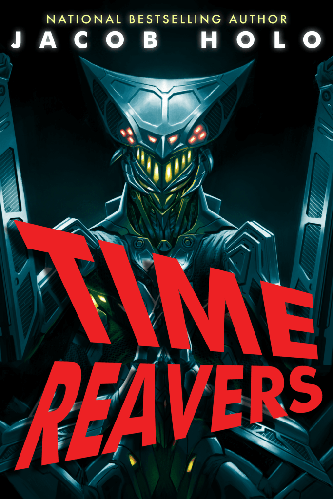 Time Reavers cover