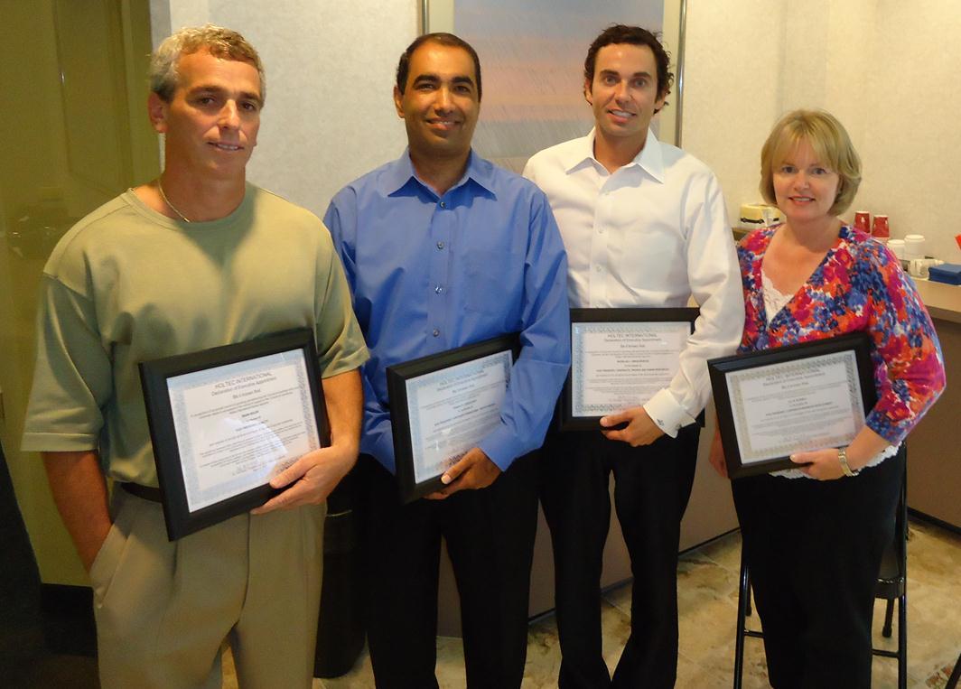 Nicholas Abraczinskas, Pankaj Chaudhary, Joy Russell, & Mark Soler Join Holtec's Executive Leadership Team