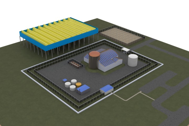 U.S. Department of Energy Makes a Partial Award for Small Modular Reactor Development; More Awards Will Follow