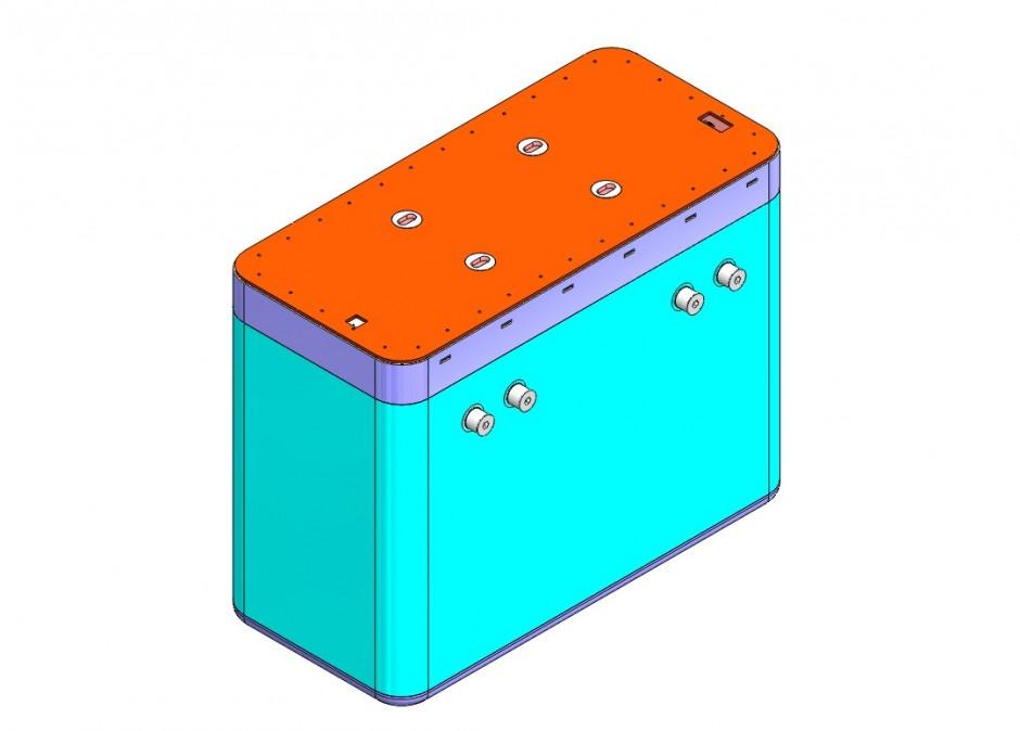 Conceptual Design of Holtec's Type B Transport Waste Cask for SKB