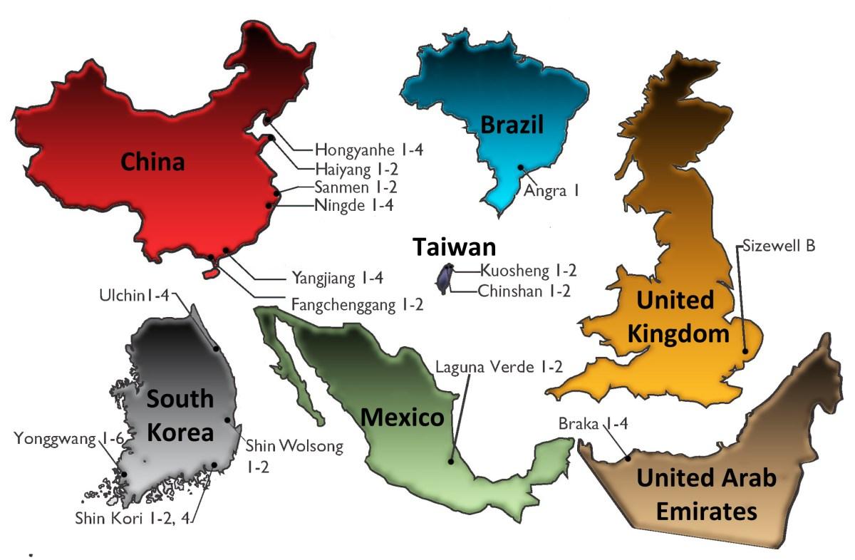 Holtec International's Worldwide Wet Storage Deployment