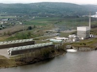 Ariel View of Vermont Yankee Nuclea