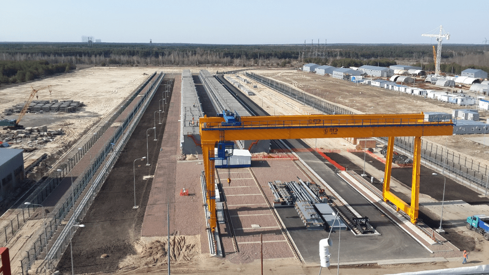 Holtec's Chernobyl Interim Spent Nuclear Fuel Storage Facility Welcomes World's Dignitaries Assembled to Mark the 30th Anniversary of the Epochal Disaster