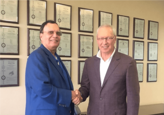 Holtec to Team with BGV Group of Ukraine to Expand the Nation's Mineral Extraction and Processing Infrastructure