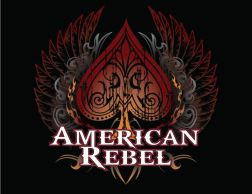 American Rebel - Ace of Spades Design