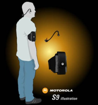 Motorola S9 illustration