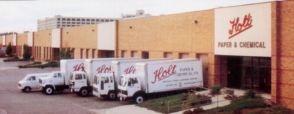 Holt Paper Baltimore