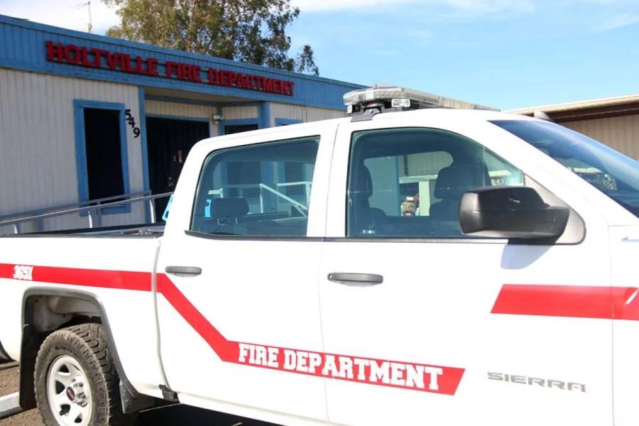 Holtville Fire Dept and Police Station