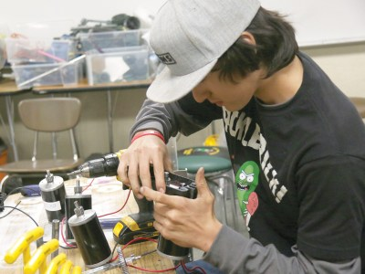 Holtville High Robotics Team Gateway for Students