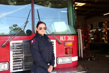 Holtville Fire Explorers Get Hands-on Training