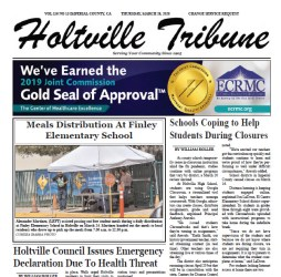 Holtville Tribune e-Edition 3-26-20