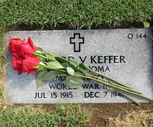 Refusing to Forget: Honoring Howard V. Keffer, Others Who Gave All