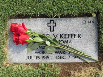 Honoring Howard V. Keffer, Others Who Gave All