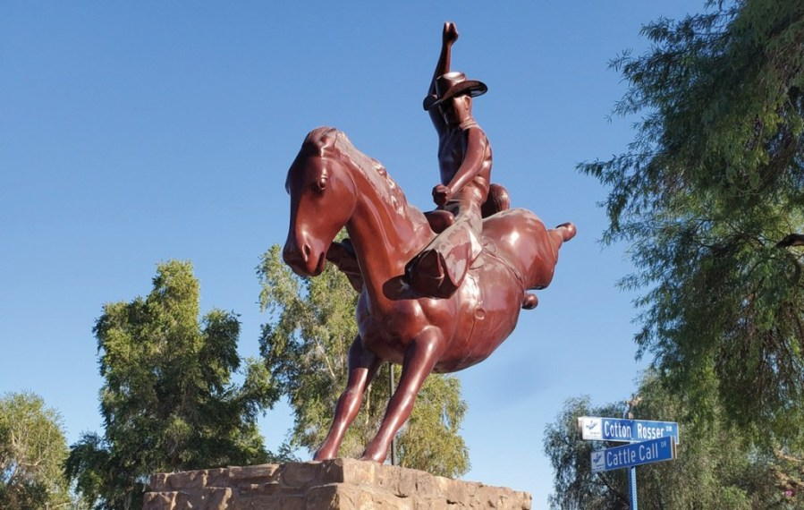 Brawley Chamber Talks Cattle Call Rodeo Theme