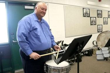 Holtville's Celebrated Band Director Retires
