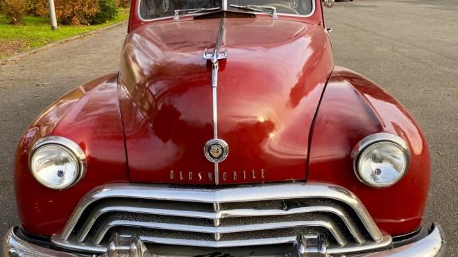 Oldsmobile von 1948