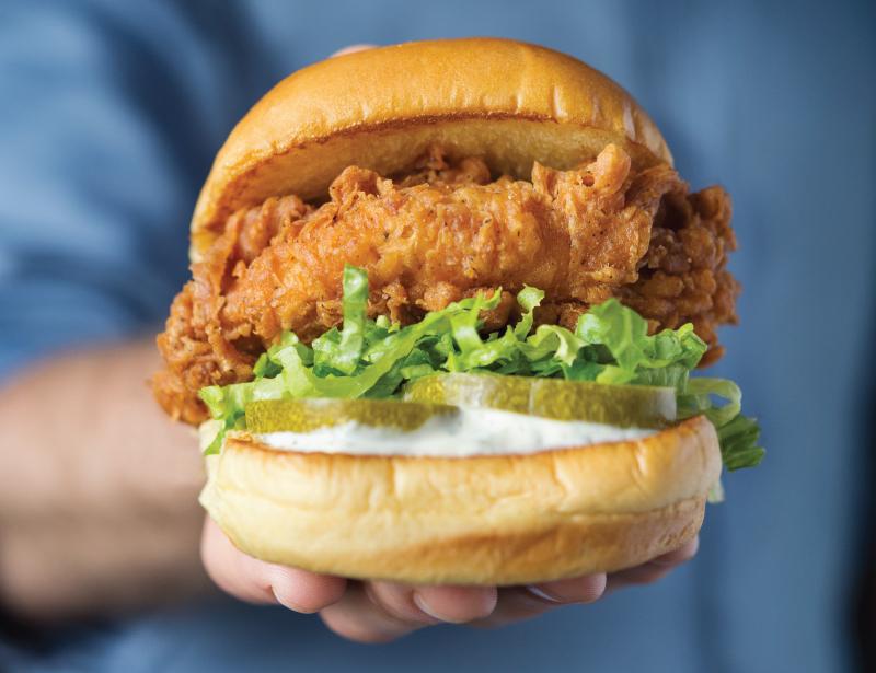 Holy Cluck Burger Reviews