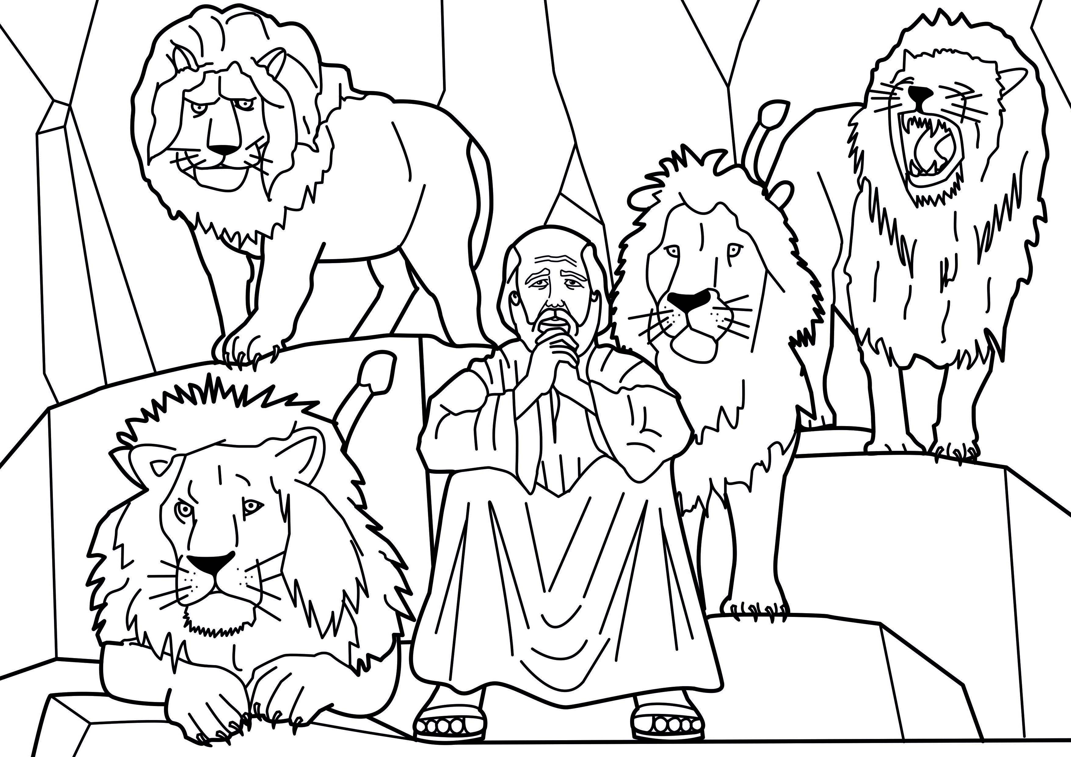 Cain And Abel Bible Coloring Pages And Coloring