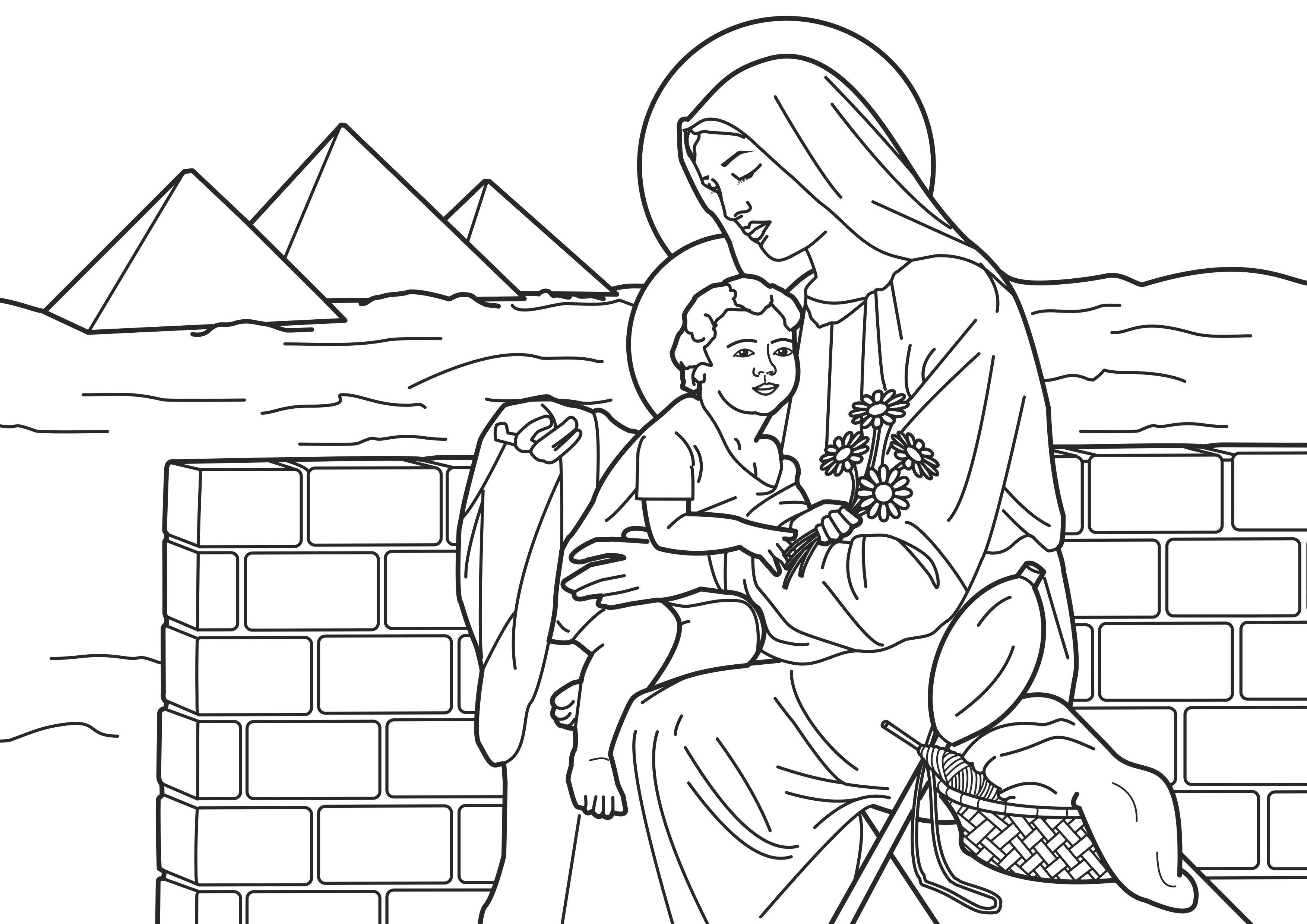Familia Catolica Nacimiento E Infancia De Jesus Hermosas