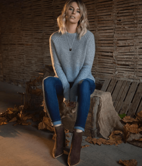Pippa O'Connor in the Slimmers