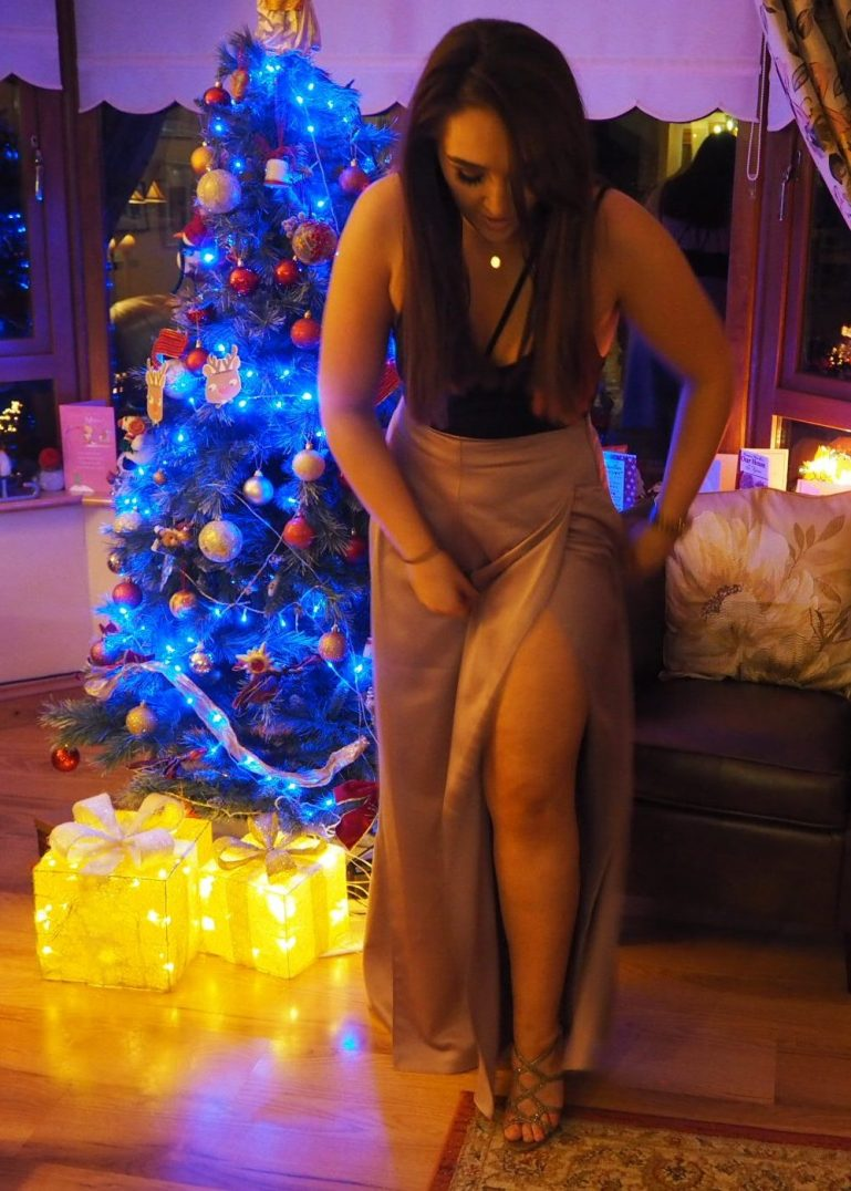 My NYE Outfit