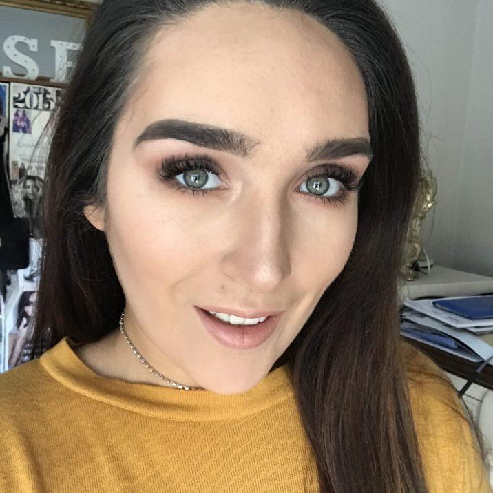 Irish Beauty Blogger Eyelash Extensions Review